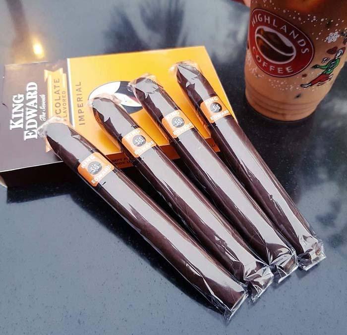 thuốc lá thơm đang dần phổ biến tại Việt Nam